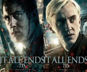 Puzle Plakáty Harry Potter a Relikvie smrti (5)