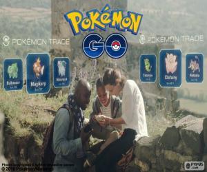 Puzle Pokémon GO obchod
