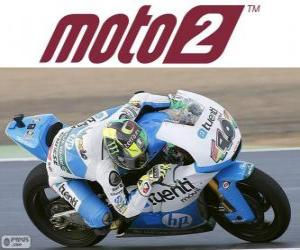 Puzle Pol Espargaro, mistr světa 2013 Moto2