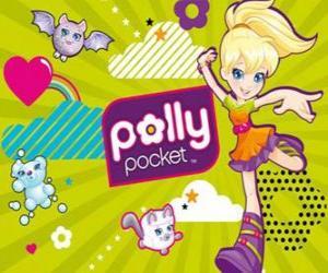 Puzle Polly Pocket s vaší domácí zvířata