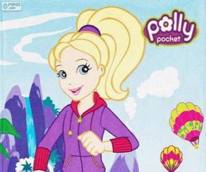 Puzle Polly Pocket se sportovní