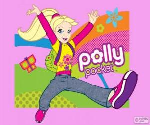 Puzle Polly, protagonista Polly Pocket