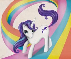 Puzle Pony za duhou