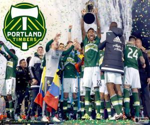 Puzle Portland Timbers, MLS 2015