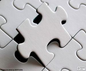 Puzle Poslední kus, puzzle