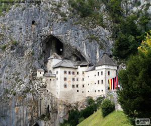Puzle Predjamský hrad, Slovinsko