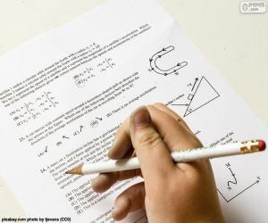 Puzle Problémů fyziky