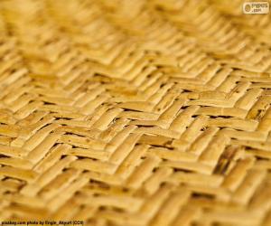 Puzle Proutěný koberec