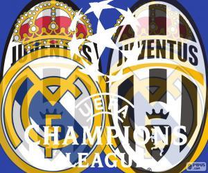 Puzle první semifinále Champions 14-15