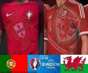 Puzle PT-Wales, semi-finále Euro 2016