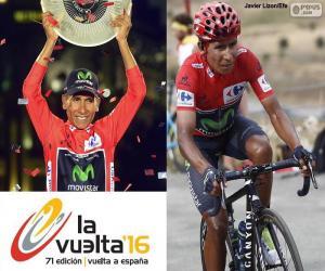 Puzle Quintanovi, Vuelta a España 2016