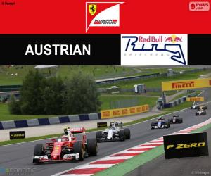Puzle Räikkönen, Grand Prix Rakouska 2016