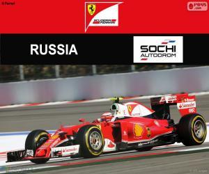 Puzle Räikkönen, Grand Prix Ruska 2016