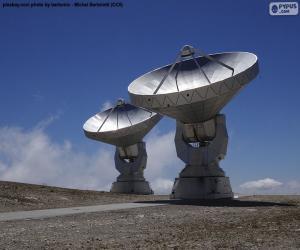 Puzle Radioteleskopy