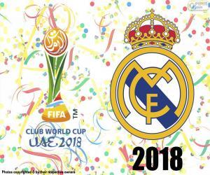 Puzle Real Madrid, mistr světa v roce 2018