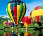 Balon, balón, aerostat
