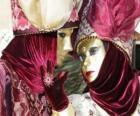 Klasický maska