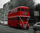 Autobus v Londýně