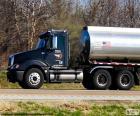 Cisterna - Tanker kamionu
