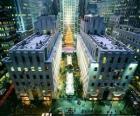 Vánoce in Rockefeller Center