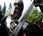 Warrior bojovat bitvu