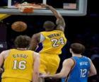 Basketbalový hráč chystá na Slam Dunk