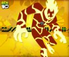 Heatblast je cizinec, který přichází ze slunce Pyros