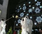 Andělé Rockefellerovo centrum