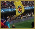 Vlajka Villarreal CF