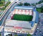 Sportovní stadion Real de Gijón - El Molinón -