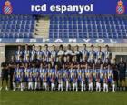 Tým RCD Espanyol 2008-09