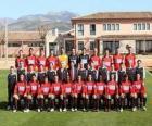 Tým RCD Mallorca 2009-10