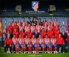 Tým Atlético de Madrid 2008-09