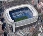 Stadion Realu Madrid - Santiago Bernabéu -