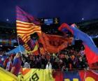 F. C. Barcelona vlajka