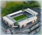 Stadion Blackburn Rovers FC - Ewood Park -