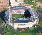Stadionu Bolton Wanderers FC - Reebok Stadium -