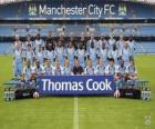 Tým Manchester City FC 2007-08