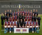 Tým Aston Villa FC 2009-10