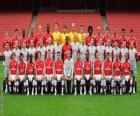 Tým Arsenal FC 2009-10