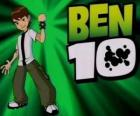 Omnitrix s Ben 10 a Ben 10 logo
