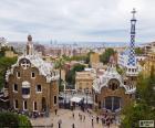 Pohled na Barcelonu