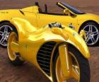 Automobilů a motocyklů Ferrari