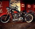 Harley Davidson Softail dědictví
