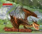 Brovská Noční Můra, divoký a nejvíce obávali drak