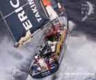 Plachetnice v závodu Volvo Ocean Race