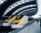 Eurostar vysokorychlostní vlak