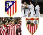 Konečné Copa del Rey 09-10, Atlético de Madrid - Sevilla FC