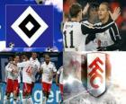 Evropská liga UEFA, semifinále 2009-10, Hamburger SV - FC Fulham