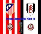 Evropa finále Ligy 2009-10 Atletico Madrid vs Fulham FC